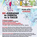 XII Jornadas de Ciencia en la Calle en Algeciras